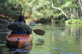 Cybinka Atrakcja Spływ kajakowy Makajak